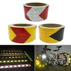 5X300CM Arrow Reflective Tape Safety Caution Warning Reflective Adhesive Tool