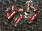 50 PCS Wholesale Supreme Keychains SUP pendant key ring accessories Backpack A++