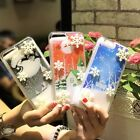 FLIP COVER For iphone6/6P snow flow sand protection full package of soft shell