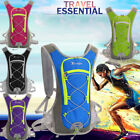 Outdoor Backpack Water Bladder Bag Cycling Hiking Hydration Pack Rucksack Travel
