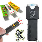 Electric Shock Toy Prank Trick Prop Gag Gadget Shocker Pen LED Gum Gripper Funny