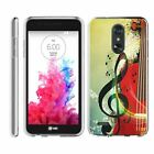 For LG Aristo 2 / Rebel 4 / Aristo 2 Plus Slim Fitted Clear Flexible TPU Case