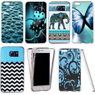 360° shockproof case cover for multiple mobiles -aesthetic motif