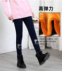 3-13Y Grils pants Winter warm children's Trousers Baby Velvet skinny leggings