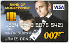 Daniel Craig - James Bond Novelty Plastic Credit Card £2.75 GBP on eBay