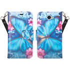 Huawei Ascend XT 2 Case, Pu Leather Magnetic Fold Wallet Cover
