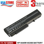 Battery for HP Elitebook 8440P 8440W ProBook 6450B 6455B 6540B 6545B 6550B