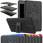 For Samsung Galaxy Tab S2 9.7 / 8.0 Inch Chest Heavy Duty Rugged Kickstand Cover