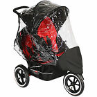 Phil & Teds Dot 3 Wheel Buggy/Pram/Pushchair Storm Rain Cover - Cover Only