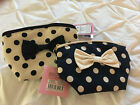 Brand New Cute Cosmetic Bag with Bow