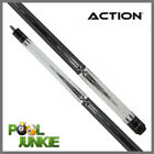 Action Black and White BW17 Pool Cue $84.15 USD