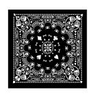 Skull Bandana Hiphop Gothic Headwear/Hair Band Scarf Neck Wrist Headtie Pro·