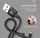 Baseus Mvp Elbow Usb Cable Fast Charging Charger Date Cables For Apple Iphone