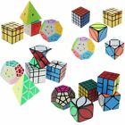 Magic Cube Speed Puzzle Collection 2x2 3x3 4x4 Mirror Skewb Pyraminx Megaminx