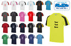 AWDis Personalised Performance Breathable T Shirt- Running - Gym Sports Top