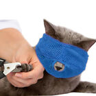 Adjustable Mesh Cat Muzzle Anti-Bark Grooming Pet Dog Mouth Mask Cover No Bite