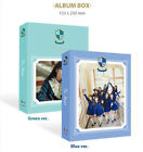 FROMIS_9 - TO. HEART 1ST MINI ALBUM +POSTER OPTION +NAME PATCH [KPOPPIN USA]