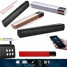 POWERFUL Portable Wireless Bluetooth Stereo Speaker,Support FM AUX TF USB UK