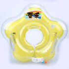 US Baby Swim Ring Inflatable Toddler Neck Float Swimming Ring Pool Infant Kids