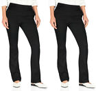New Next Ladies Office Trousers Bootcut Mid Waisted Work Formal Smart Plain