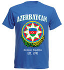 Aserbaidschan T-Shirt royal NC T04