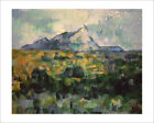 Cezanne - L'Estaque - fine art giclee print poster various sizes