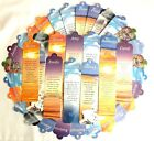 BOOKMARK Meaning of Name Family Friend Message Verse Laminated Keepsake Gift