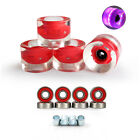 4pcs 60mm Led Skateboard wheels with bearing set longboard wheels 78A
