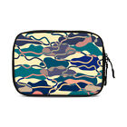 Cable Case Water Resistant Travel Cords Organized Pouch USB Chips Storage Bag