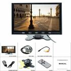"7""/9""/10"" LCD CCTV Monitor PC Screen AV/RCA/VGA/HDMI 1080p for DSLR Raspberry PI"