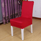 Premium Quality Super Stretch Chair Cover For Banquet Dining Solid Color BS1
