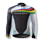 Spakct Cycling Sport Long Jersey Men's Long Sleeve-Cote d'Azur New