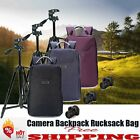 Large Camera Backpack Bag for DSLR and Lens - Padded Case fo