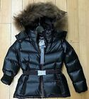 NWT ADD OF ITALY DOWN BLACK WINTER JACKET                       Retail  $398.00