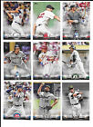 sale list lol - 2018 Topps Series 1 SALUTE Insert SP - YOU PICK FROM LIST COMPLETE YOUR SET