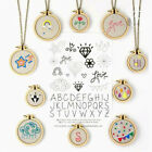 DIY Crafts Wooden Embroidery Hoop Mini Cross-Stitch Frame Hand Stitching
