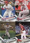 2017 Topps Series 2 (501-700), Complete Your Set, You Select The Cards Needed