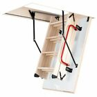 Aurora Thermo Folding Timber Attic Loft Ladder & Insulated Hatch (Various Sizes)