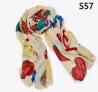 New Lady Women Girls Fashion Casual Scarf Scarves Shawl Wrap Over 20 Choices