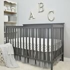 3 Piece Crib Bedding Set by American Baby Company