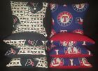 Houston Texans Texas Rangers Set of 8 Cornhole Bean Bags FREE SHIPPING on eBay