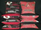Arizona Cardinals Diamondbacks Set of 8 Cornhole Bean Bags FREE SHIPPING on eBay