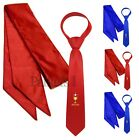 OFFICIAL PARKERS NEW FIRST HOLY COMMUNION TIE AND SASH SET BLUE RED DATED 2018