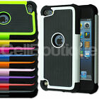 For Apple iPod Touch 4th 5th 6th 7th Generation Hard Shockproof Case Cover