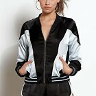 NEW VOLCOM WOMENS GMJ TRACK JACKET