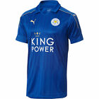 Puma Leicester City Youth Home Soccer Jersey 2016/17 New With Tags