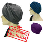 Chemo Hair Loss Fashion Head Wrap Cover Turban Hat GENTLE SOFT STRETCH viscose
