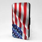 Country Flag USA Flip Case Cover For Mobile Phone - T2360