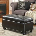 Convenience Concepts 7th Avenue Storage Ottoman
