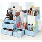 DIY Cosmetic Storage Box Organizer Beauty and Makeups Organizati